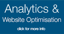 Analytics and Website Optimisation